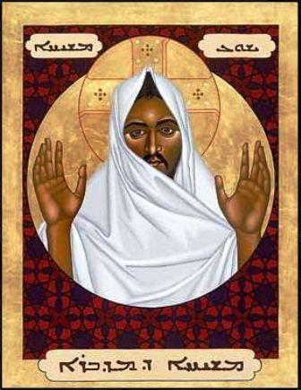 Aramaic Jesus image from PrayersOfTheCosmos