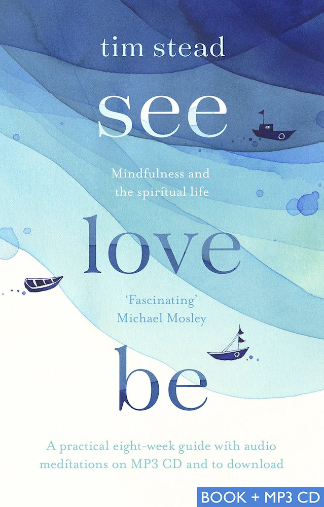 Cover of book 'See, Love, Be'